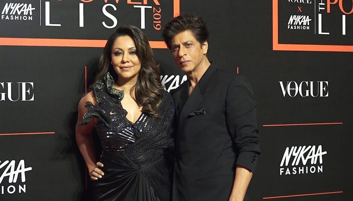 Shah Rukh Khan and Gauri Khan honoured as Most Stylish Couple Of The Year