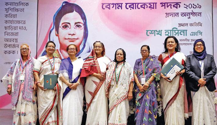 Begum Rokeya Padak 2019
