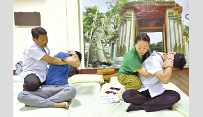 Thai massage could get UNESCO status