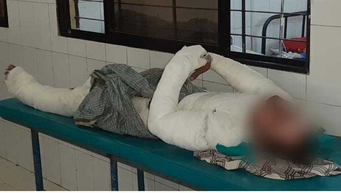 5 hurt in gas cylinder blast in Chattogram