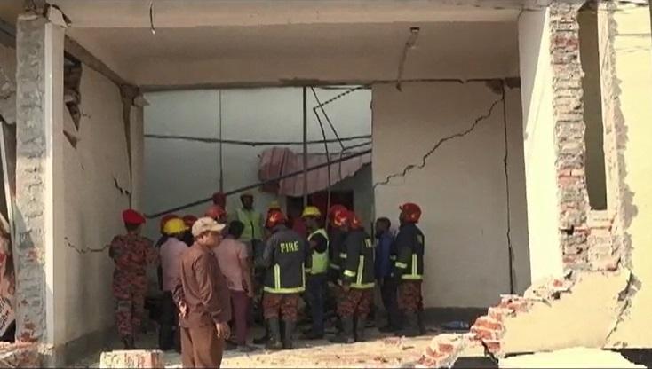 RMG worker killed in Savar gas heater blast