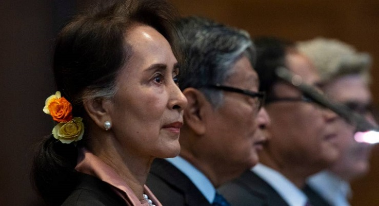 Hearing starts at top UN court on Rohingya genocide allegations