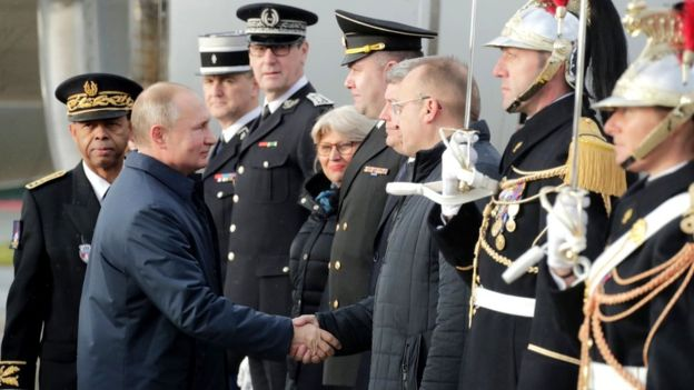 Ukraine and Russia agree to implement ceasefire