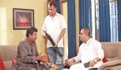 Rosher Hari, a drama serial