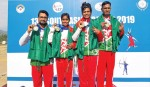 SA Games: Bangladesh wins all 10 golds in archery