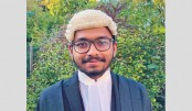 Bangladeshi student secures top position in Bar at law