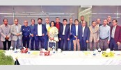 Meeting between Newspaper Owners' Association of Bangladesh and Editors' Council