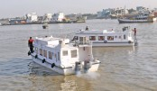 Waterbus service launched in Ctg
