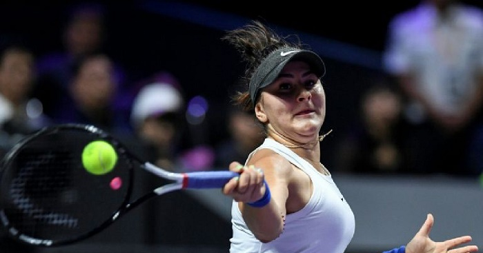 Tennis star Andreescu wins Canada's athlete of the year award