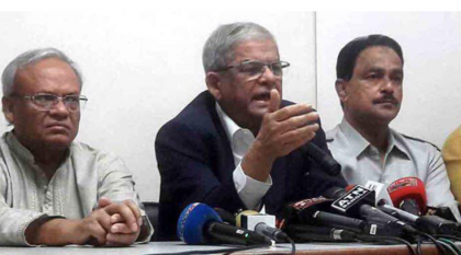 BNP accuses govt of violating human rights