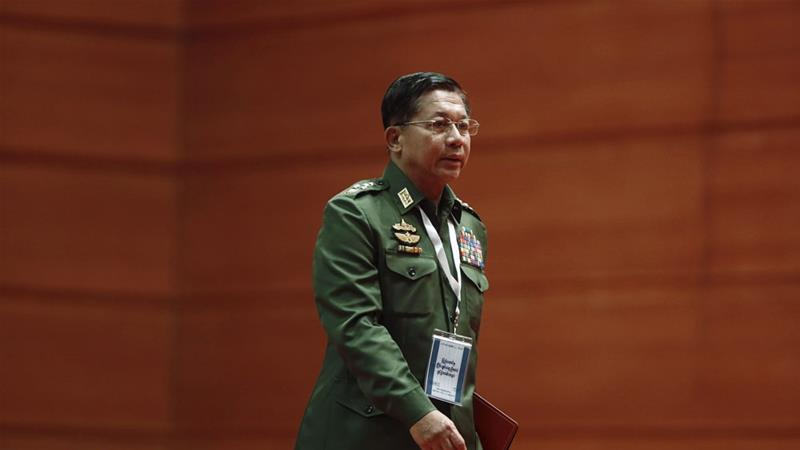 US tightens sanctions on Myanmar army chief over Rohingya abuses