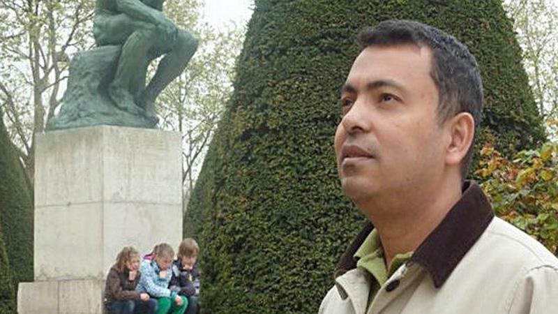 Cop testifies in Abhijit murder trial