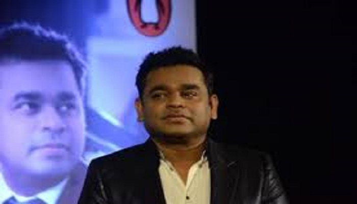 AR Rahman to open for U2 in India