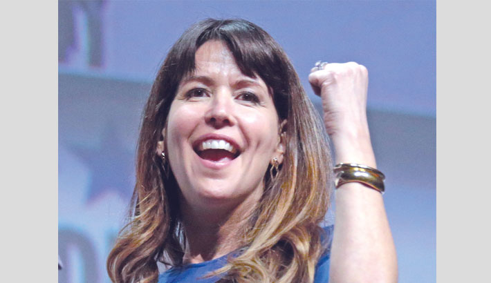 Jenkins has plans for 'Wonder Woman 3'