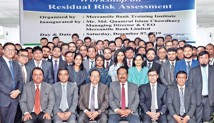 Mercantile Bank holds workshop