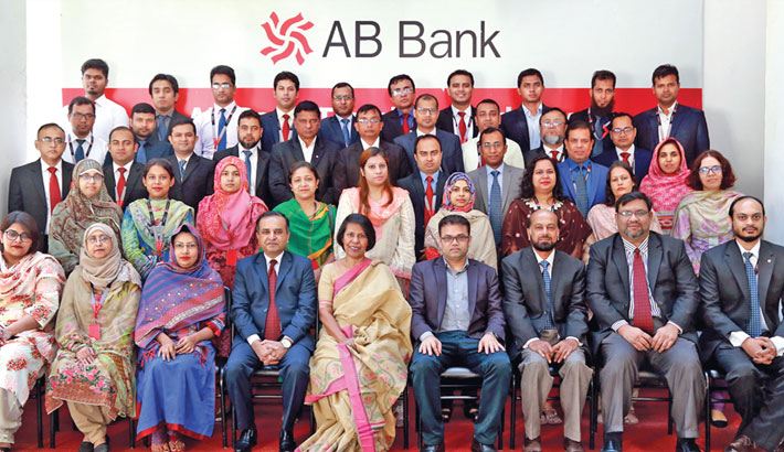 AB Bank holds training course