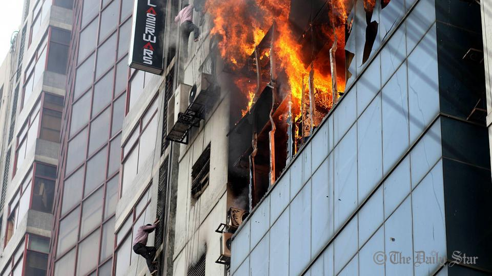 Probe report in case over FR Tower fire Jan 13