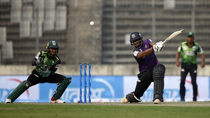 Chattogram Challengers beat Sylhet Thunder by 5 wickets in BBPL opener