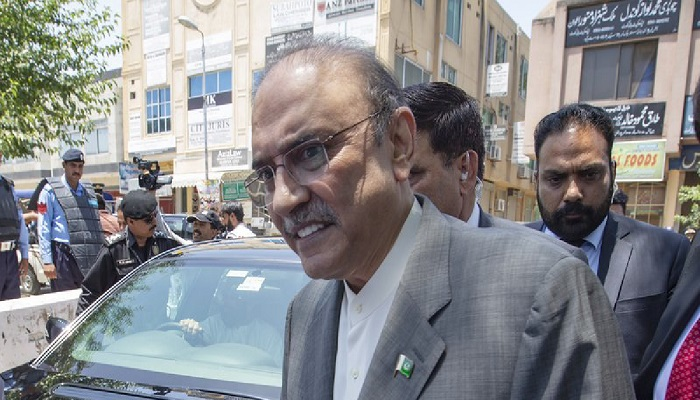 Pakistan court orders release of ailing ex-President Zardari