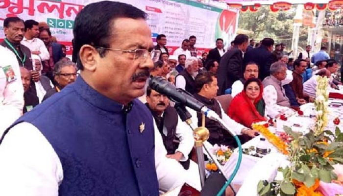 BNP-Jamaat tried to drive Hindus out of country: Nanak
