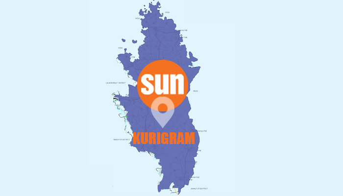 17 houses gutted in Kurigram fire