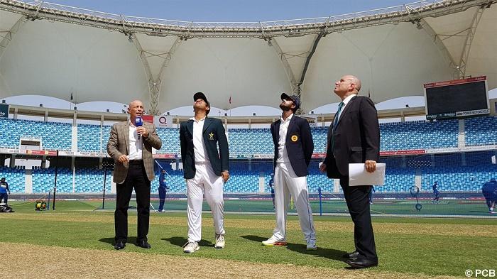 Sri Lanka win toss, bat in first Test in Pakistan since 2009 attack