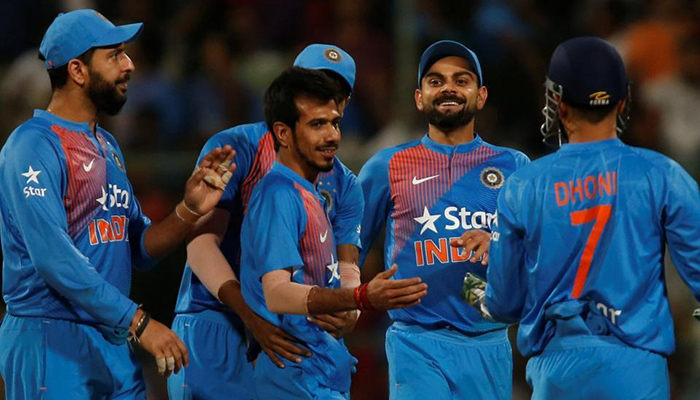 Sixes galore as India clinch T20 series win over West Indies