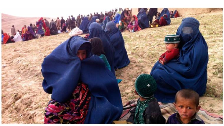 Landslide kills 6 Afghans in Taliban-controlled district