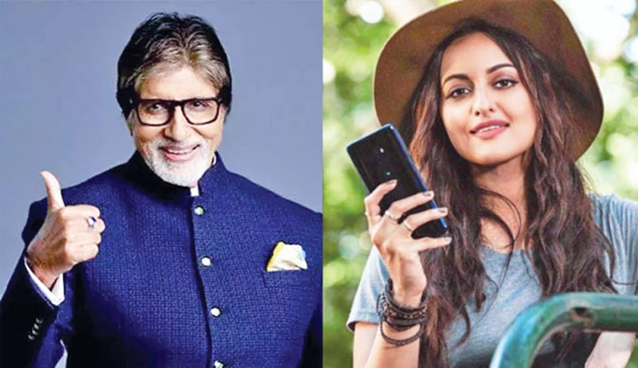 Amitabh, Sonakshi top the most Tweeted handles list of 2019