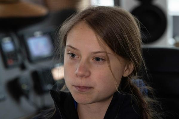 Trump says Greta Thunberg should 'chill,' go to movies