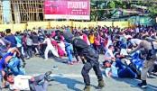 Protests grow as India debates 'anti-Muslim' law