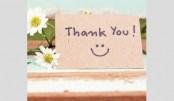The Subtle Art Of Appreciation