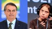 What Greta Thunberg does after Brazilian president calls her 'Brat'