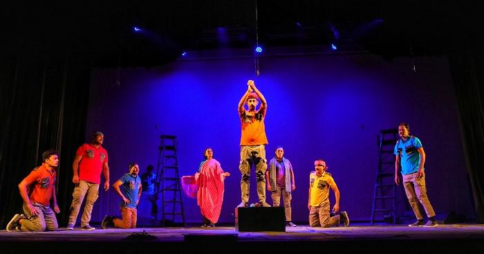 Theatre scene witnesses series of jovial celebrations