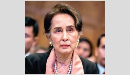Suu Kyi slammed for lying