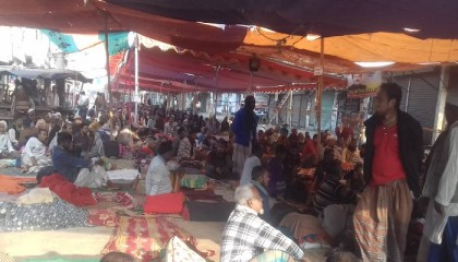 Starving jute mill worker dies during Hunger strike in Khulna