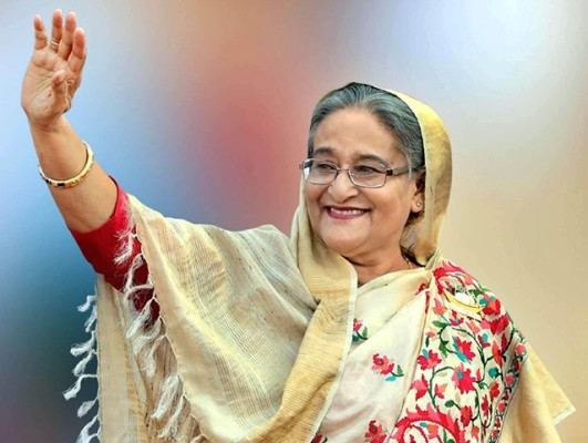PM Hasina 29th most powerful woman in the world: Forbes
