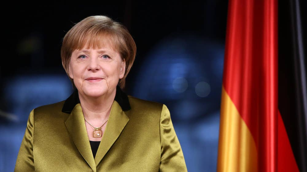 Angela Merkel tops Forbes' list of the most powerful women in the world for 2019