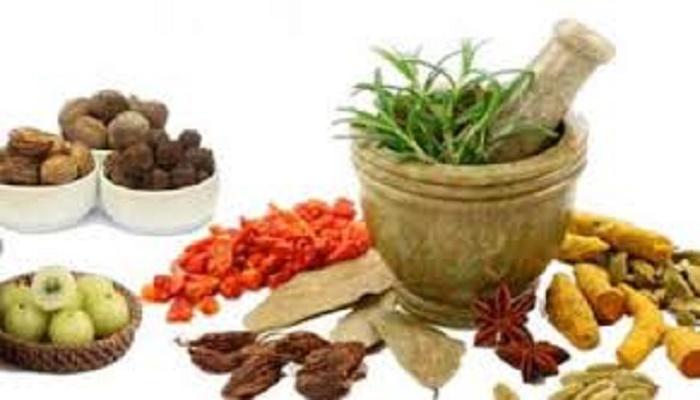 Ayurvedic herbs help to boost immunity