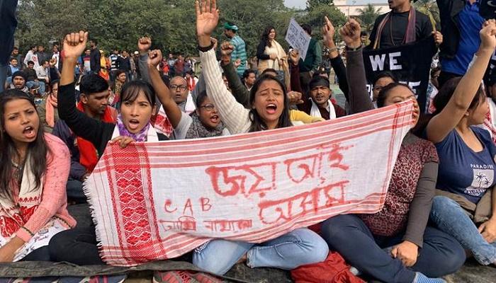 Curfew relaxed in Assam's Dibrugarh