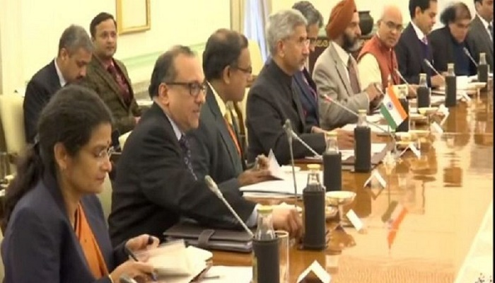 India, Maldives hold Joint Commission Meeting