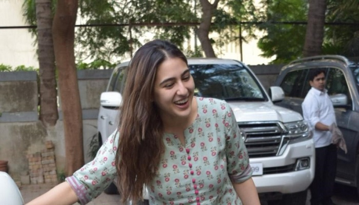 Sara Ali Khan is sixth most searched celeb in Pakistan