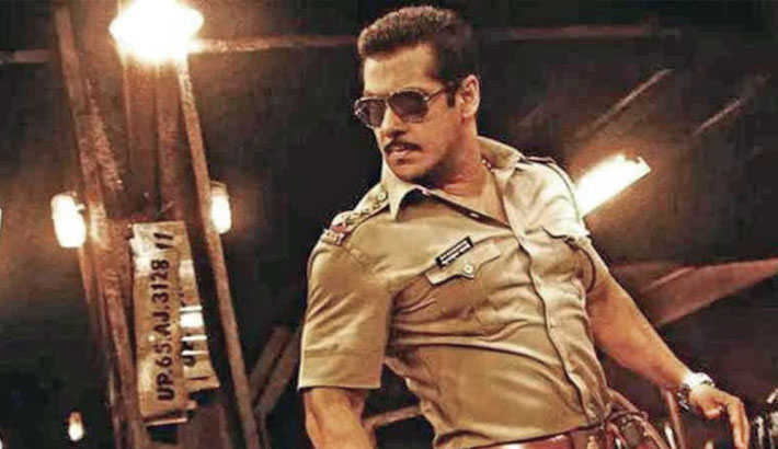 Feel strong parallel existence of Chulbul Pandey, says Salman