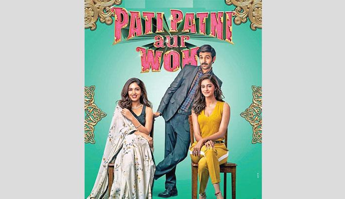 Pati Patni Aur Woh hits half-century in box office