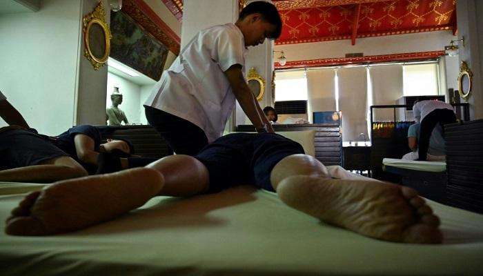Traditional Thai massage get UNESCO heritage status