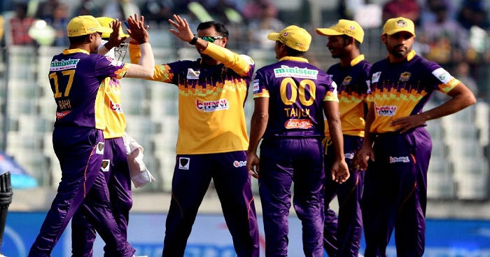 Rajshahi makes 2 in 2 after win against Sylhet in BBPL