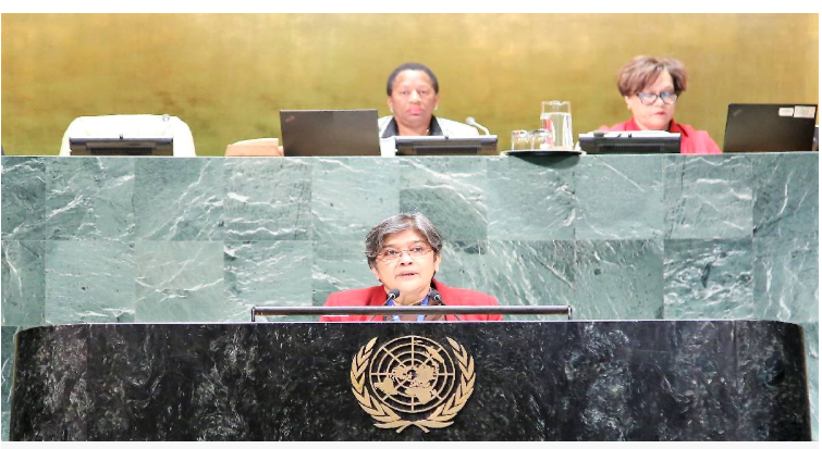 UNGA adopts Bangladesh's resolution 'Culture of Peace'
