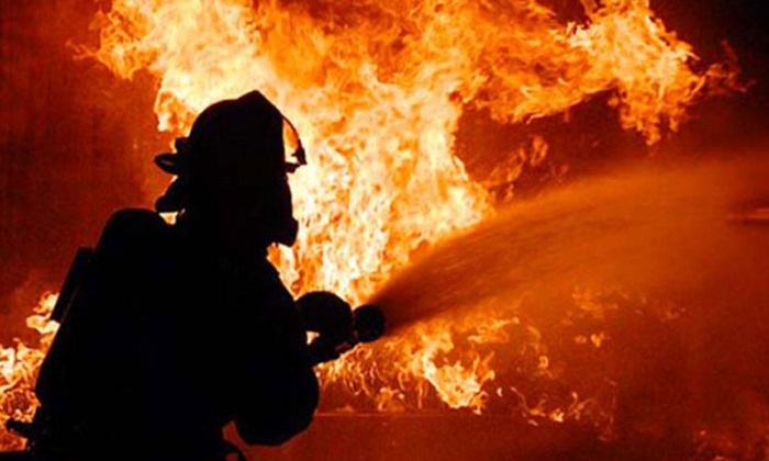 Foam factory catches fire in Badda