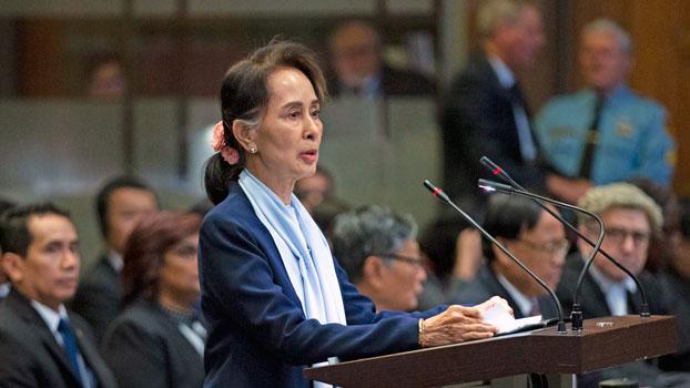 Myanmar's Suu Kyi warns genocide case could reignite Rohingya crisis