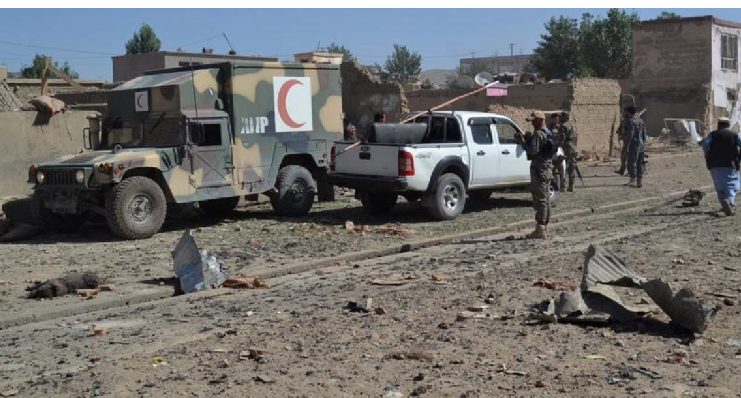 Insider attack kills 23 Afghan security personnel in Ghazni province